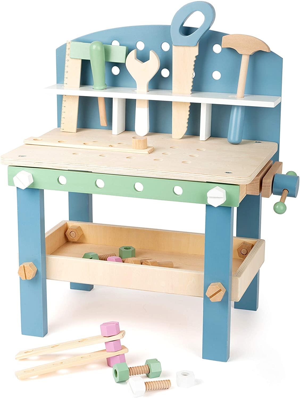 bancos de trabajo de juguete