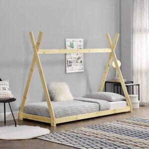 cama casa montessori