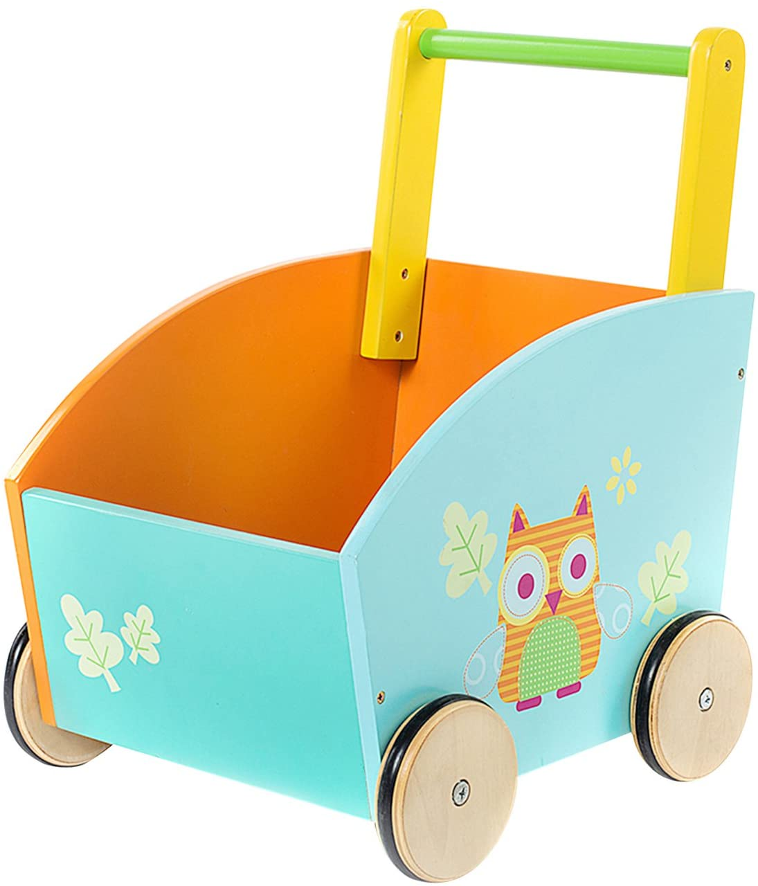 carrito infantil montessori para niños de 1 año