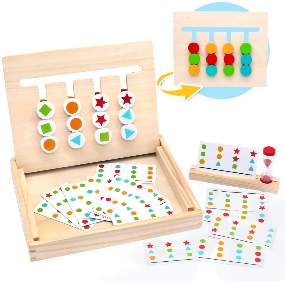 juguete montessori