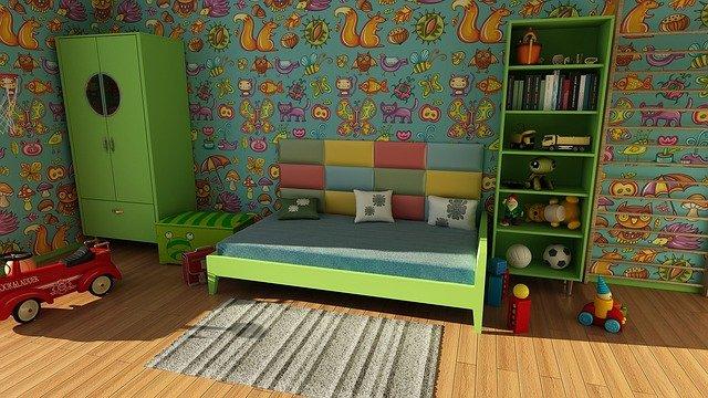 habitacion de juguetes